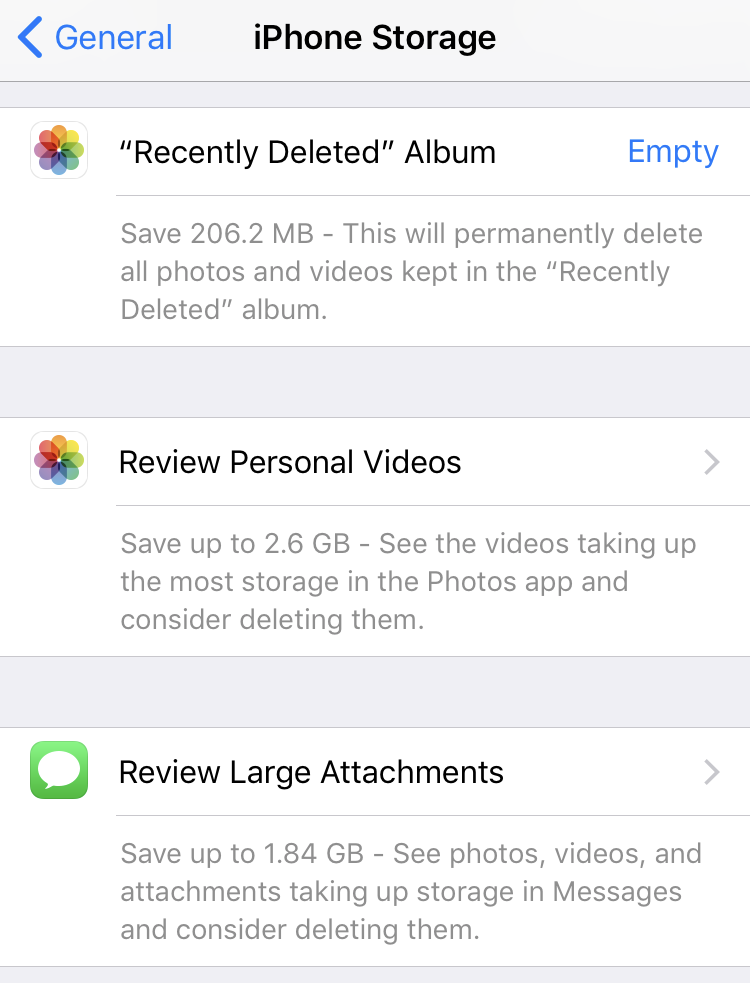 Make Space by Deleting Attachments on my iPhone? - Ask Dave Taylor