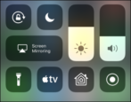 customize change update control center ios11 ios 11 iphone ipad