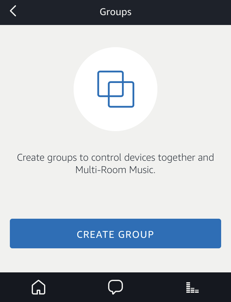 create amazon alexa group