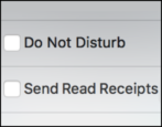 do not disturb sms text messages imessage macos x mac apple