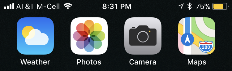 How Do I Fix My Iphones Yellow Battery Icon Ask Dave Taylor