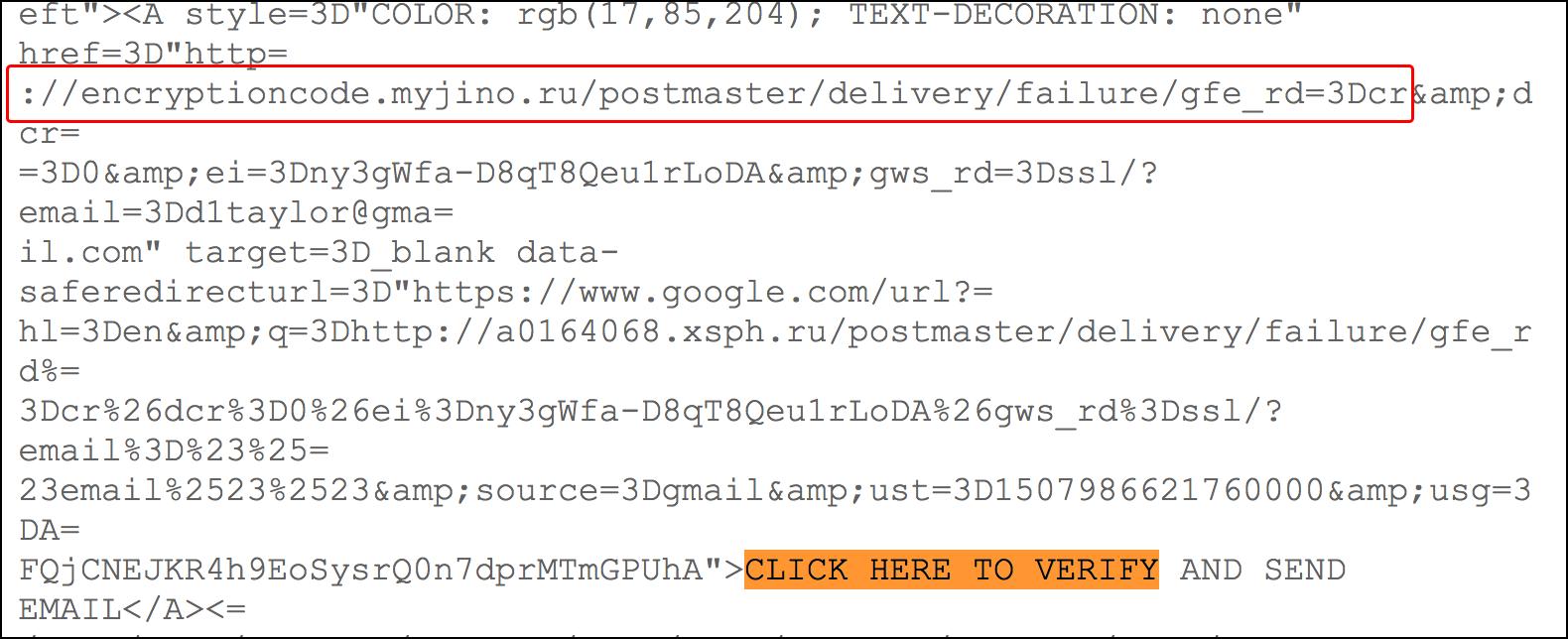 phishing .ro email source html