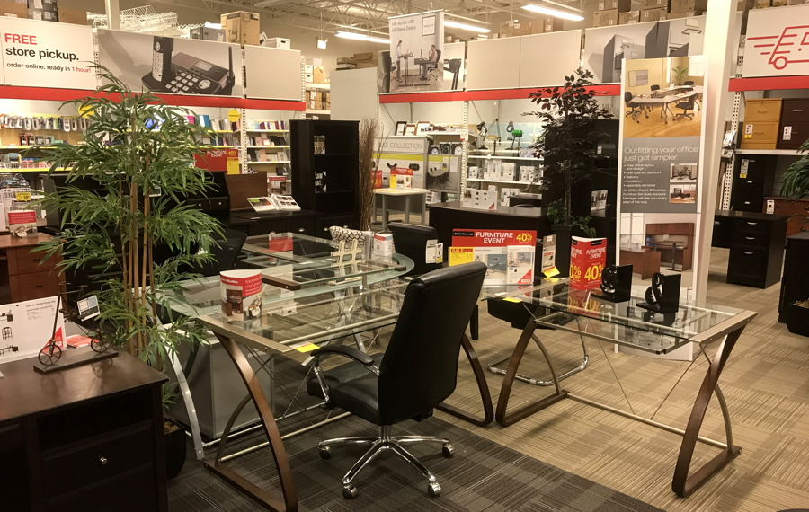 office furniture for your new business