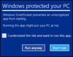 windows defender smartscreen setup configuration win10