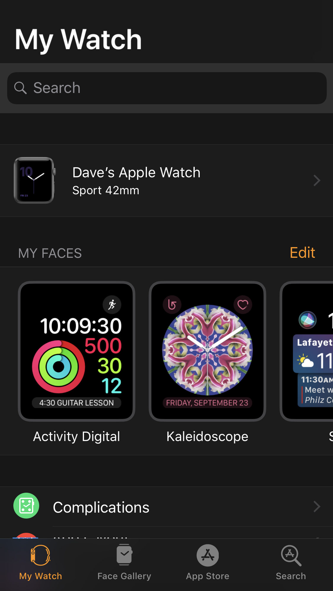 how to add whatsapp to apple watch