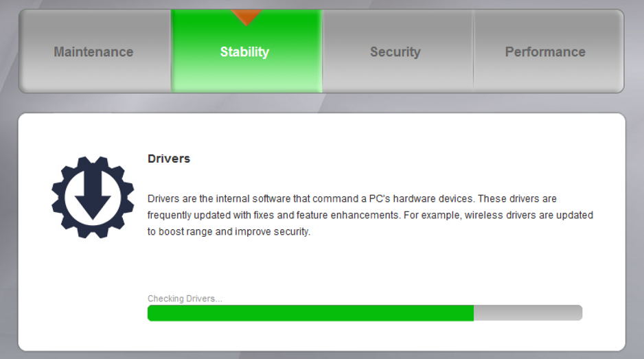 pcmatic scan for driver updates