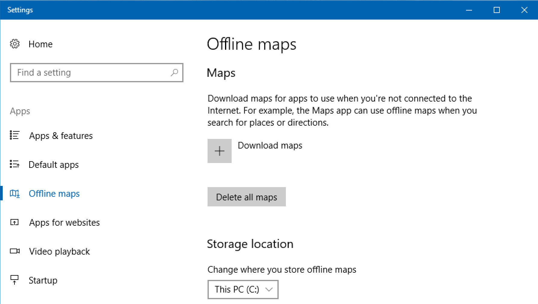 Can I Work with Microsoft Maps Offline? - Ask Dave Taylor