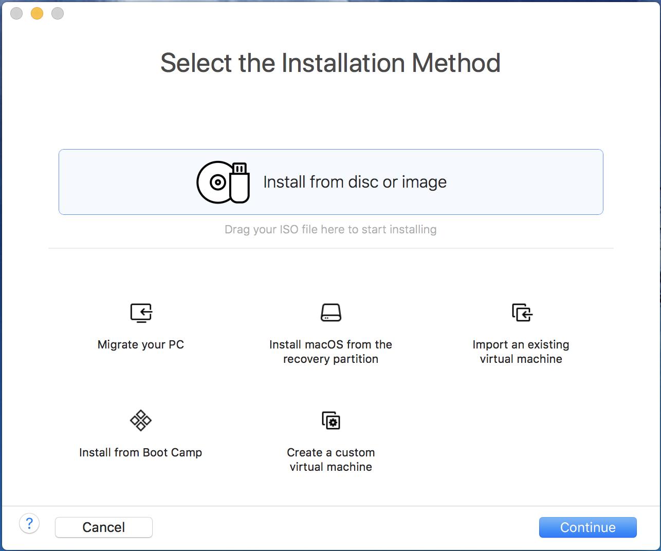 virtual machine free windows 10