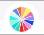 secret reveal kickstarter pie chart backer status