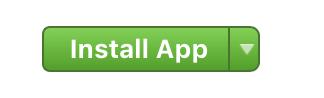 app store - install app