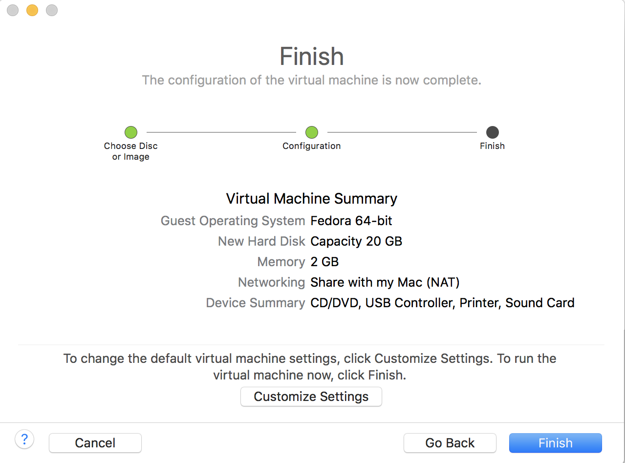 Run Fedora Linux in VMware Fusion on my Mac? - Ask Dave Taylor