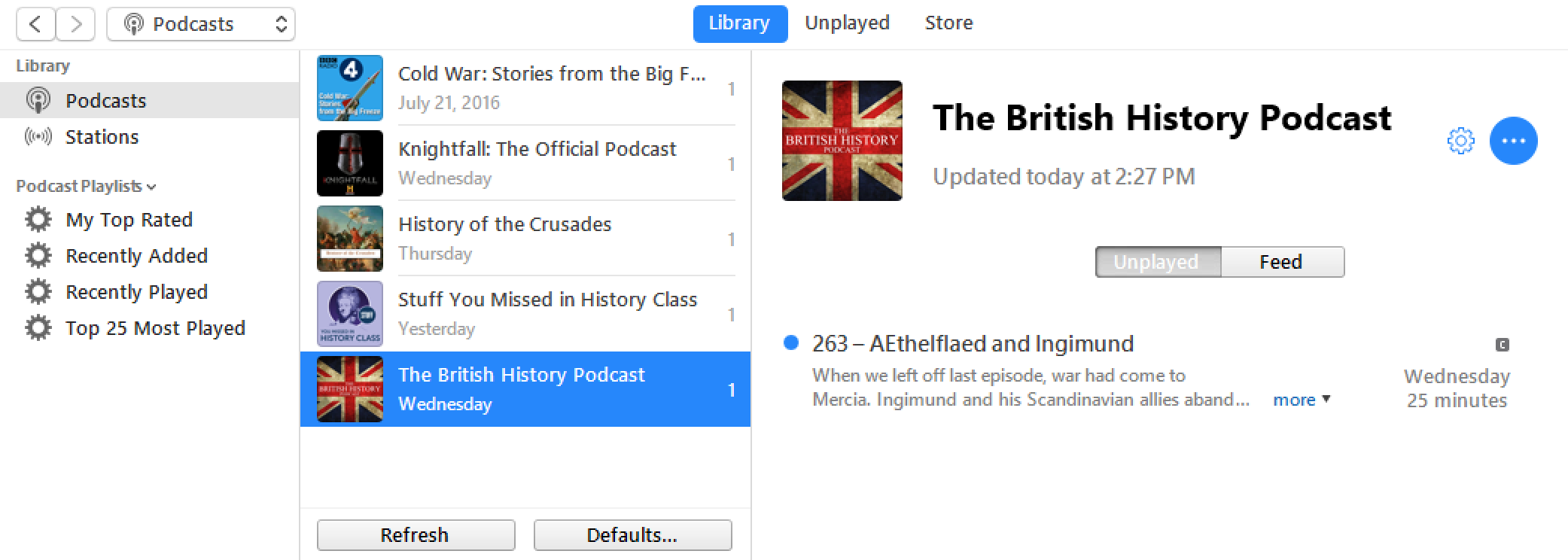 Subscribe to Podcasts in iTunes for Windows? - Ask Dave Taylor