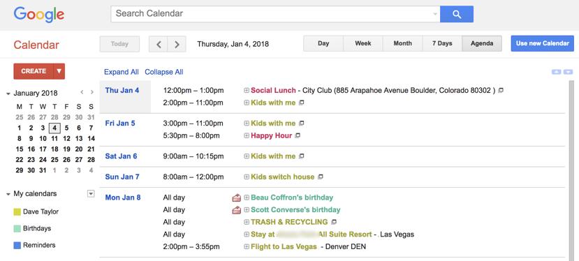 classic google calendar