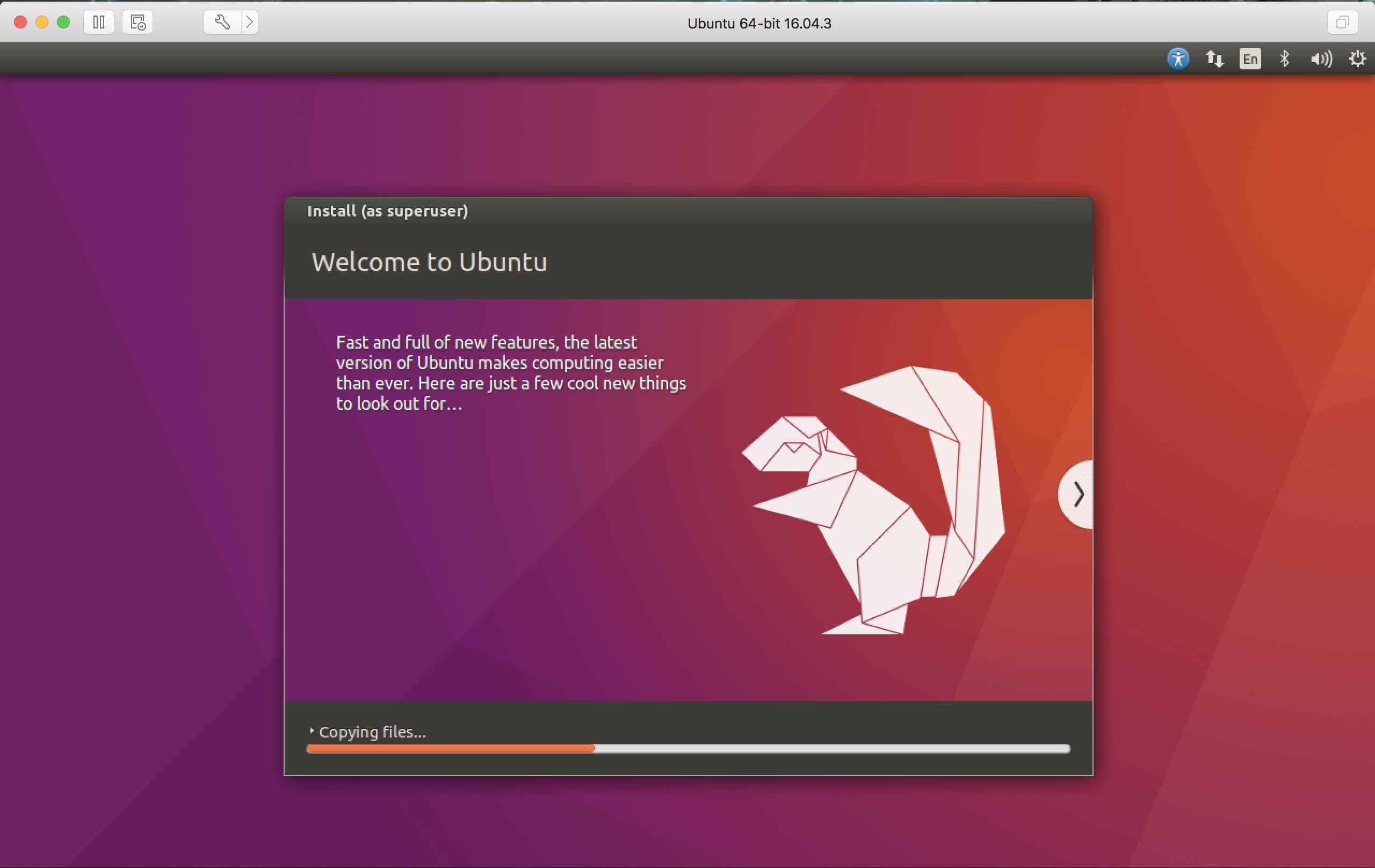 install ubuntu on imac 2017