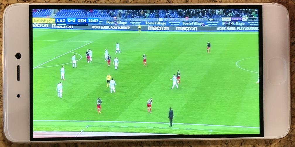 italian league soccer streaming on android slingtv