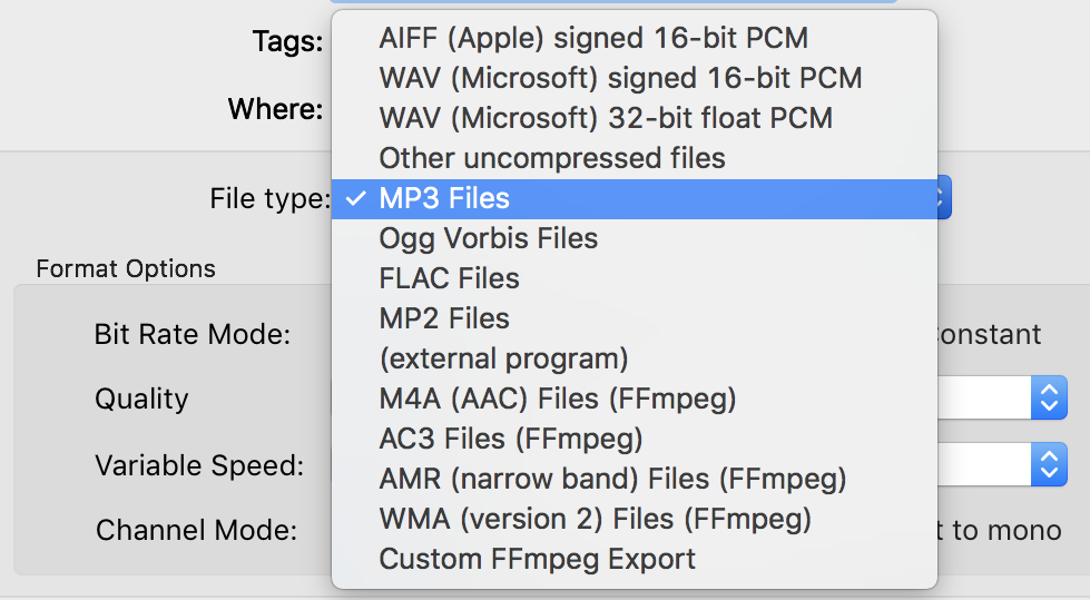 Save Selected Portion of MP3 Audio File? - Ask Dave Taylor