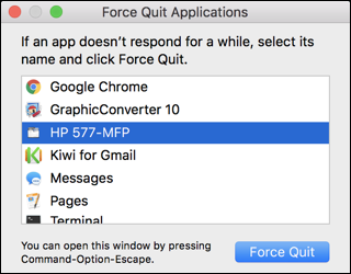 How Do I Force Quit a MacOS X Mac Program? - Ask Dave Taylor