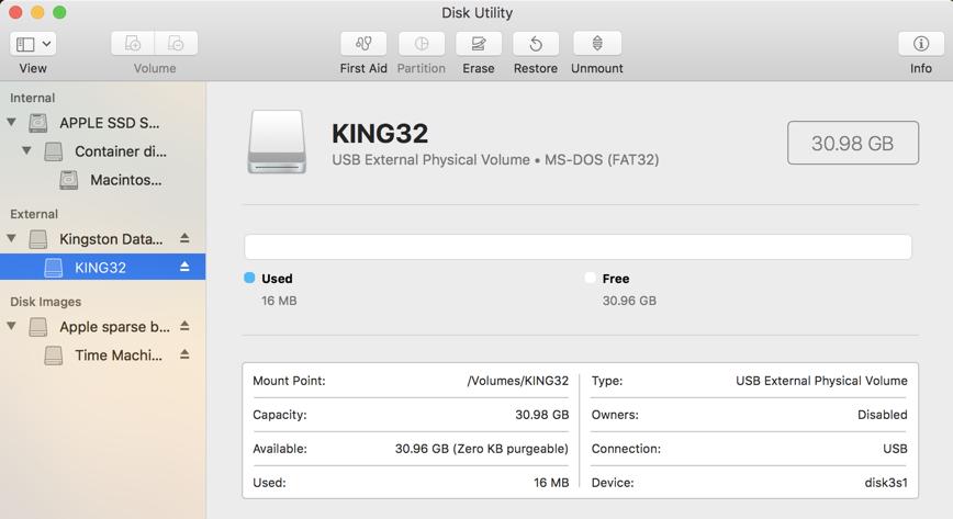 Can I Reformat a Mac Drive in FAT Format?