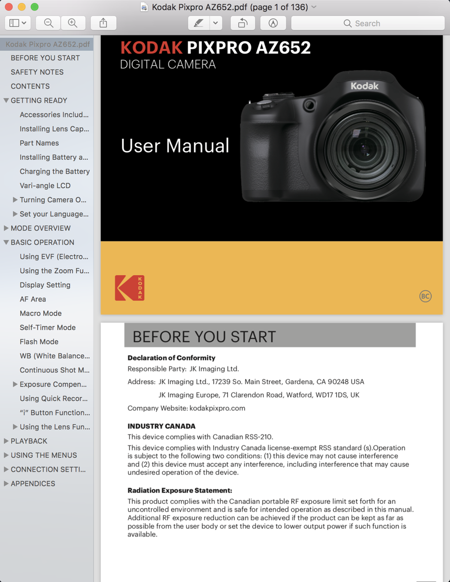 Can I Open a PDF in the Kindle for Mac App? - Ask Dave Taylor