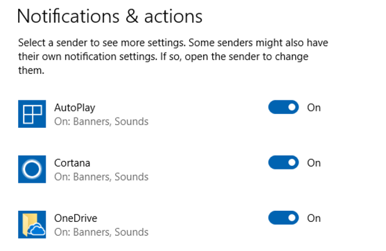 Disable OneDrive Notifications in Windows 10? - Ask Dave Taylor