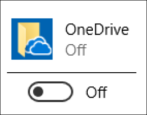 turn off disable onedrive notifications windows 10 win10
