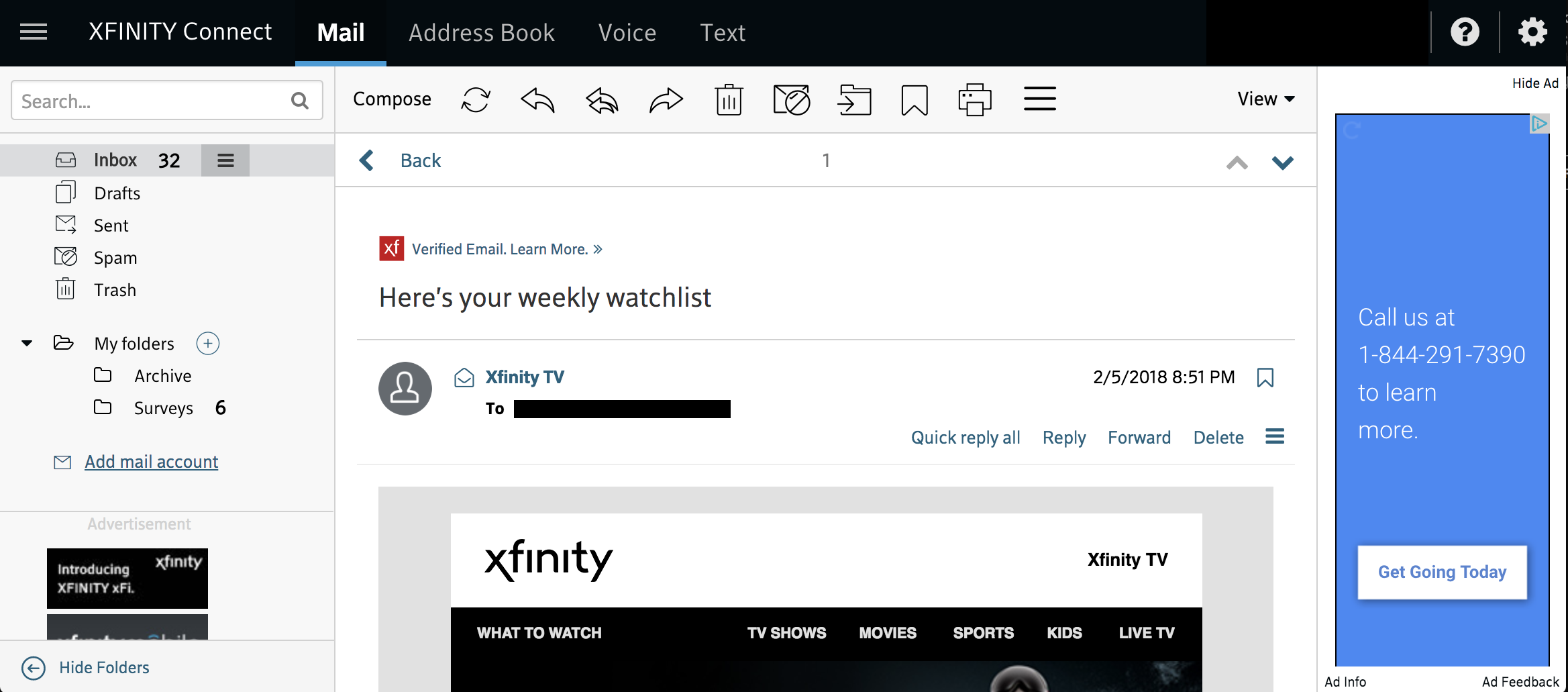 Can I Change Xfinity Email Themes? - Ask Dave Taylor