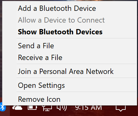 Disable Bluetooth on my Windows 10 Laptop? - Ask Dave Taylor