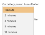 manage windows 10 win10 sleep power management settings display