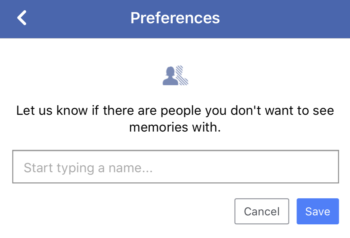 facebook on this date block person people