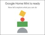 google home mini how to set up