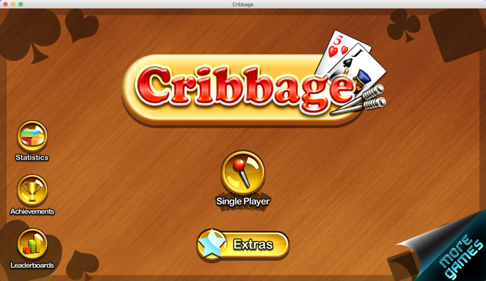 mac cribbage game