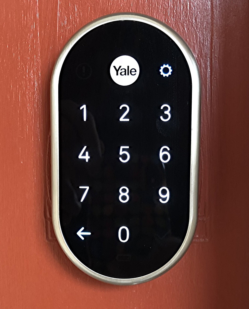 Home Security With A Connected Yale Deadbolt Ask Dave Taylor
