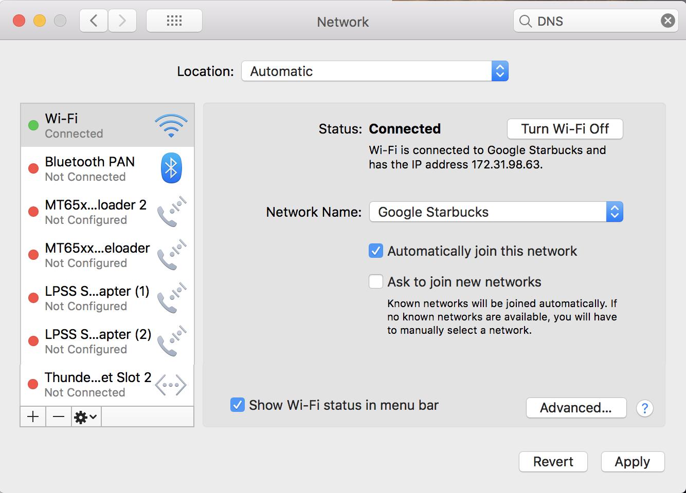 cloudflare 1.1.1.1 service setup on macos x