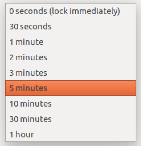 Ubuntu Linux: Require Password on Wake from Sleep? - Ask