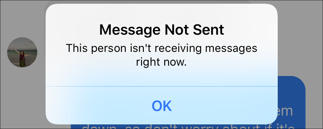how to tell if someone blocked you on facebook messages