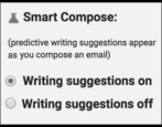 enable gmail google smart compose email