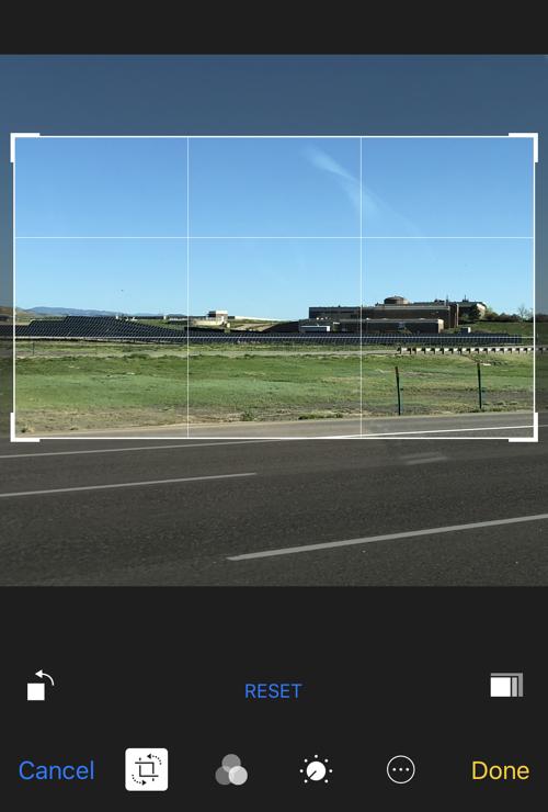 iphone crop box, crop photo photograph