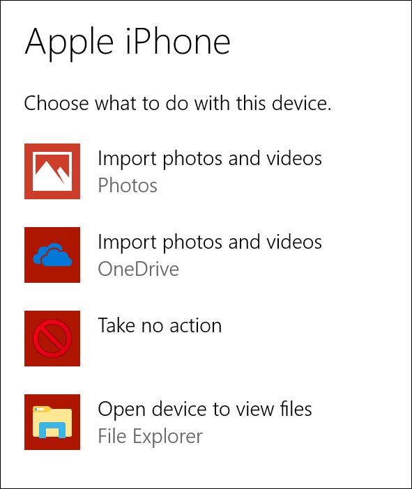 what to do phone connected windows computer