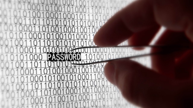 picking out password with tweezers
