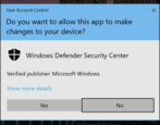ransomware protection, windows defender, windows win10 10