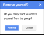 change owners new owner mailing list google groups