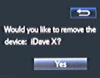 toyota remove unpair bluetooth phone privacy
