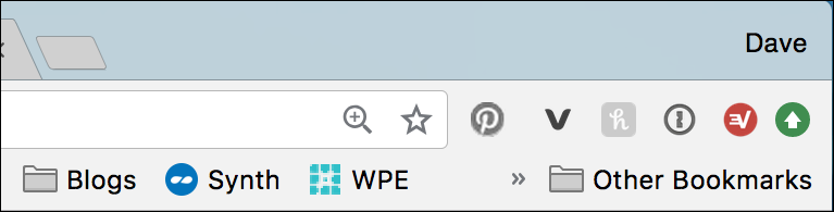 google chrome with green update arrow icon