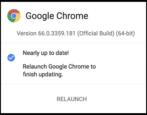 google chrome mac how to update