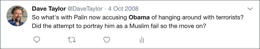 obama palin tweet