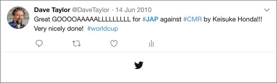 japan ISO abbreviation JAP tweet