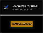 stop access third party apps gmail email messages privacy