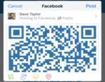 create linkedin code qr response code linkedin profile