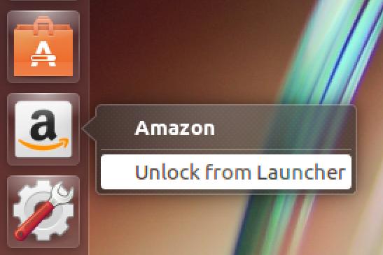 unlock from launcher ubuntu linux