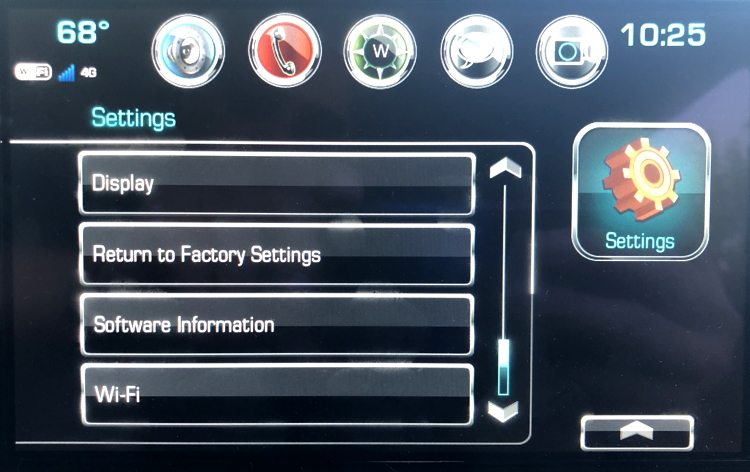 How do I Factory Reset Chevy MyLink for Privacy? - Ask Dave